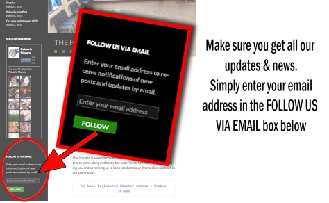 Add your email to get updates to your inbox