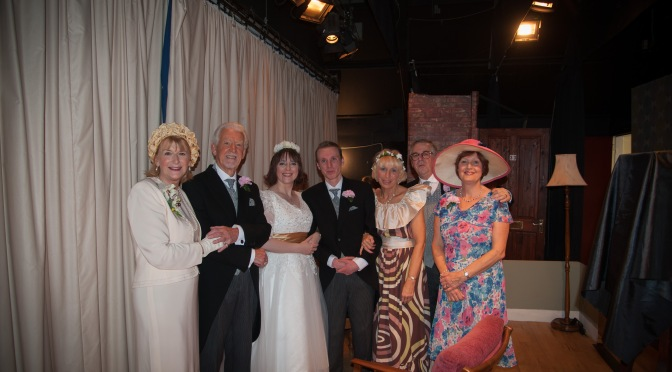 Goodbye to Sylvia's Wedding