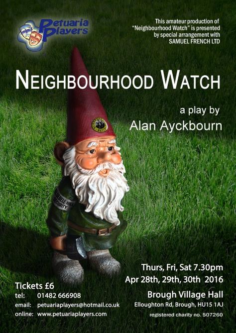 Poster for Neighbourhood Watch