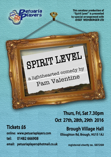 Poster for Spirit Level