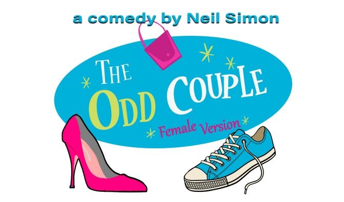 Our Poster for 'The Odd Couple'