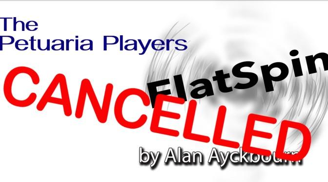 Covid-19 : FlatSpin Postponed